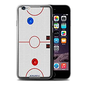 STUFF4 Phone Case / Cover for Apple iPhone 6S / Air Hockey Design / Games Collection