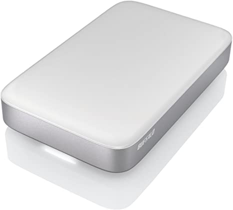 Buffalo HD-PA2.0TU3-EU - Disco Duro Externo de 2 TB, Blanco ...