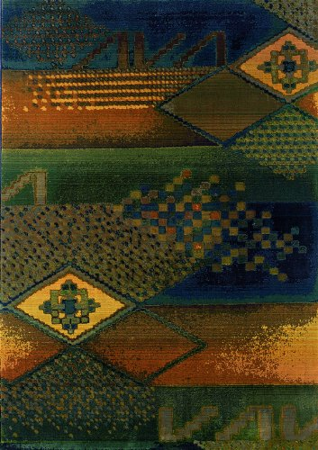 Sphinx by Oriental Weavers: Kharma II Rugs: 618F: 4'X5'9'' Rectangle