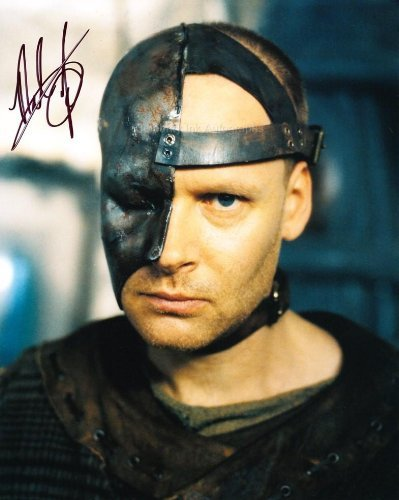 PAUL GODDARD as Stark - Farscape Genuine Autograph from Celebrity Ink