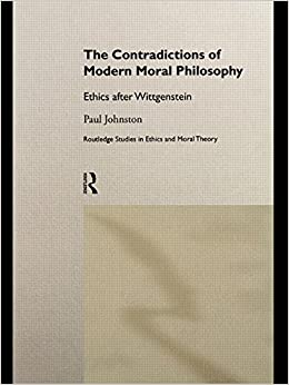 Wittgensteinian approaches to moral philosophy essay