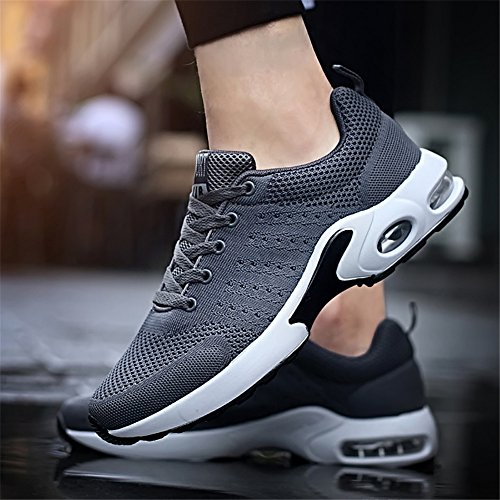 Chaussure Baskets Course Running Blanc Sport Femme Gris 44 Sports Homme Gym Sneakers De Air 34 Mimiyaya Fitness Eu BHx1tIqwx