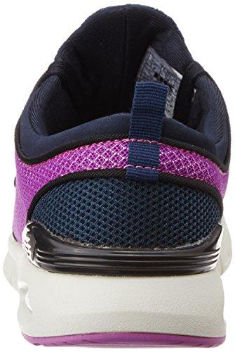 Knights Sneakers British Navy purple 09 Blau Tempo Damen UnOOxpgW