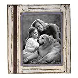 Cheap Foreside Home & Garden FFRD06220 8X10 Rustic Wood Frame White