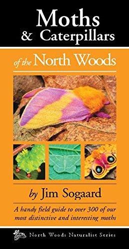 Moths & Caterpillars of the North Woods (Naturalist Series)