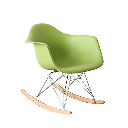 Amazonde Xueping Stuhl Bürostuhl Wohnzimmer Schaukelstuhl 7