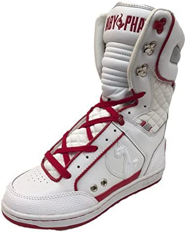 Baby Phat Women's Leather High Top