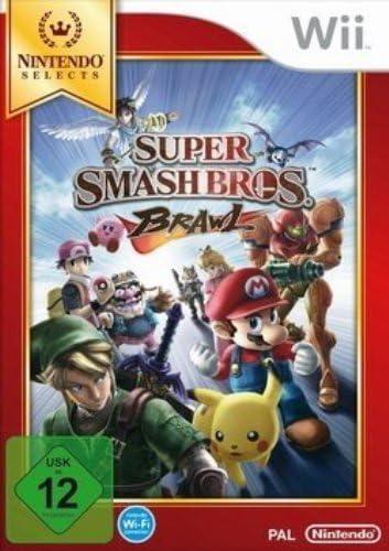 Nintendo Super Smash Bros. Brawl, Wii - Juego (Wii, Nintendo Wii, Acción / Lucha, Sora, E12 + (Everyone 12 +), DEU, Básico): Amazon.es: Videojuegos