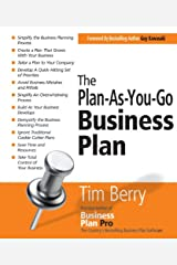 The Plan-As-You-Go Business Plan (StartUp Series) Kindle Edition