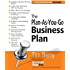 The Plan-As-You-Go Business Plan (StartUp Series)