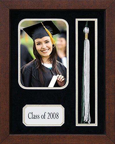Graduation 2008 Tassel - Wordyisms Graduation Tassel Photo Frame (Class of 2008)