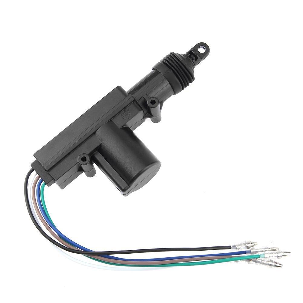 Sistema de bloqueo autom/ático de 12 V con un arma Asiproper motor de accionamiento central de la puerta