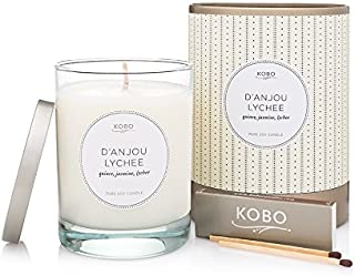 product image for Kobo Soy Candle - D'Anjou Lychee