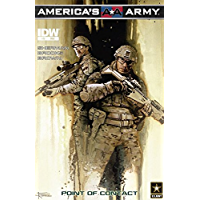 America's Army #10: Point of Contact (English Edition)