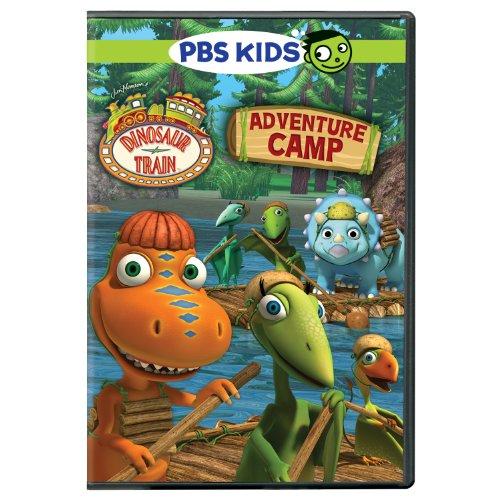 Animated Train - Dinosaur Train: Adventure Camp