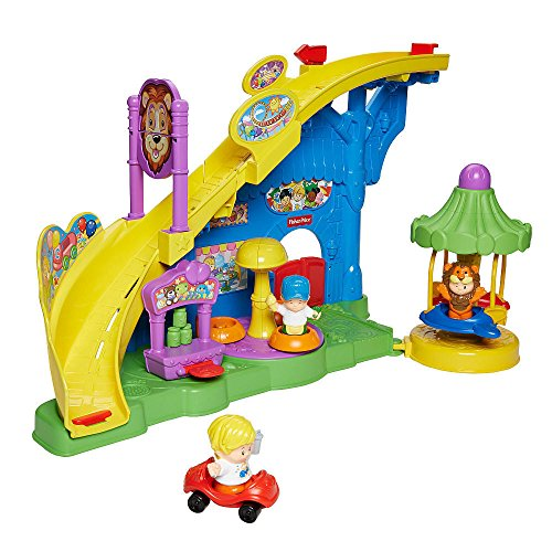Fisher-Price Little People Fun Park Playset