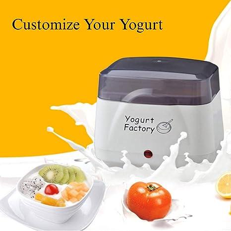Amazon.com: Yogurt Maker Machine - Recipiente y tapa de ...