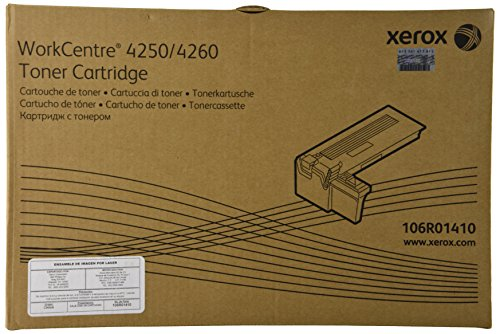 Genuine Xerox OEM | WorkCentre 4250/4260 DMO (Not USA) | Toner Cartridge | 106R01410 / 106R1410