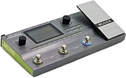 Mooer GE200 Pedal de efectos para guitarra