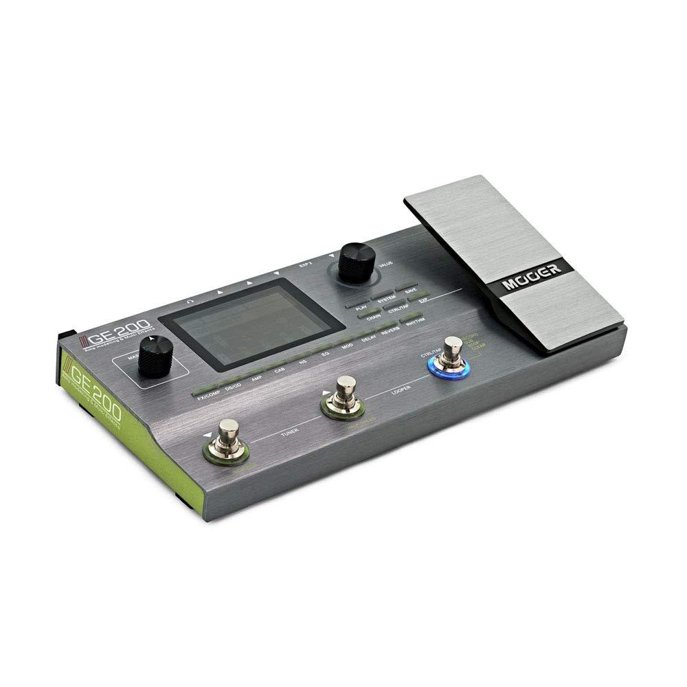Mooer GE200 - Pedal de efectos para guitarra: Amazon.es: Instrumentos musicales