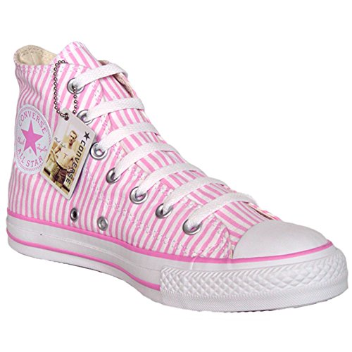 295024100193b7 ... sale converse star chucks schuhe 104366 eu 41 uk 75 pink rosa weiß  limited edition c82ba