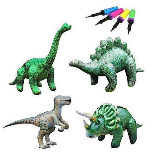Infla (Kid Raptor Costume)