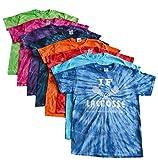 JANT girl Lacrosse Tie Dye T-Shirt - White If