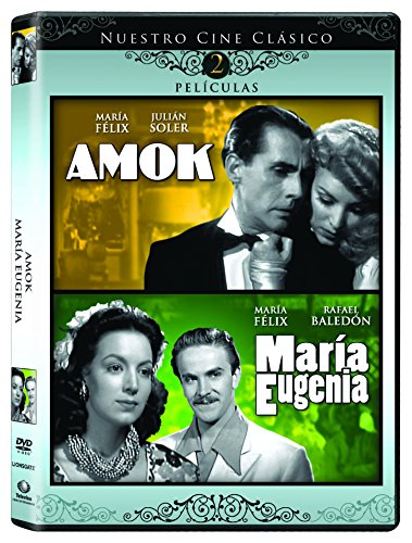 Amok/ Maria Eugenia - Double Feature [DVD]