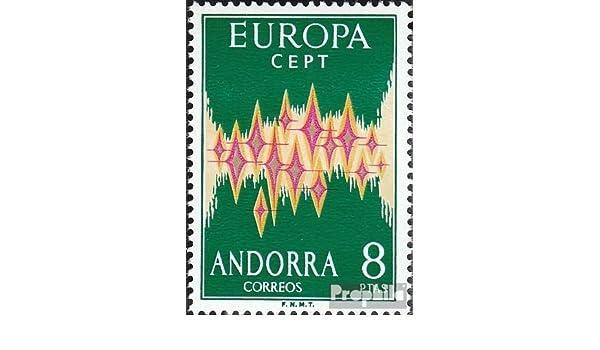 Prophila Collection Andorra - españolas Correos Michel.-No..: 71 (Completa.edición.) 1972 €uropa (Sellos para los coleccionistas): Amazon.es: Juguetes y juegos