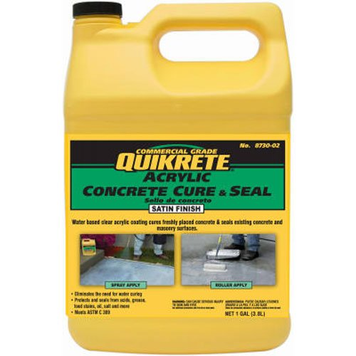 quickrete sealer - 1