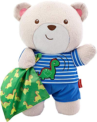 - Fisher-Price Snugabear Deluxe Calming Vibrations Soother