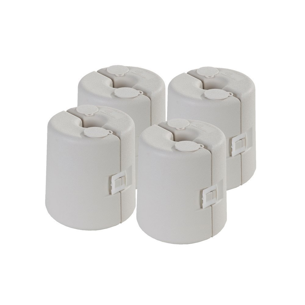 CTC® Rapid Fit Leg Weights for Gazebo (Set of 4) - Fill with Water or Sand