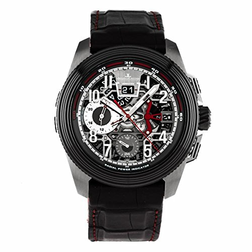 Jaeger LeCoultre Master Compressor automatic-self-wind mens Watch Q203T540 (Certified Pre-owned)