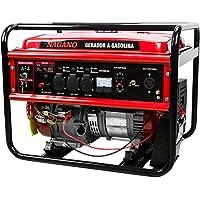 Gerador de Energia a Gasolina 4,4 KVA Monofásico Partida Elétrica – NG4100E