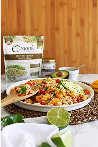 brotado Royal Blanco La Quinoa Organic Traditions 12 oz ...