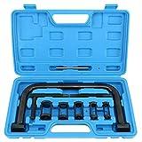 8MILELAKE Valve Spring Compressor Automotive Tool Set Repair Tool