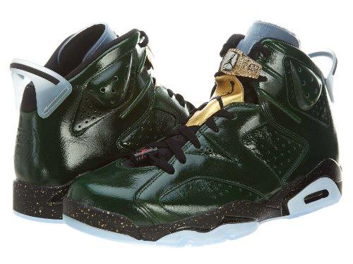 Verde Brilho 'champagne' Retro Jordan Nike Uk Air 6 8 Tamanho Trainer qxwIYxXPp