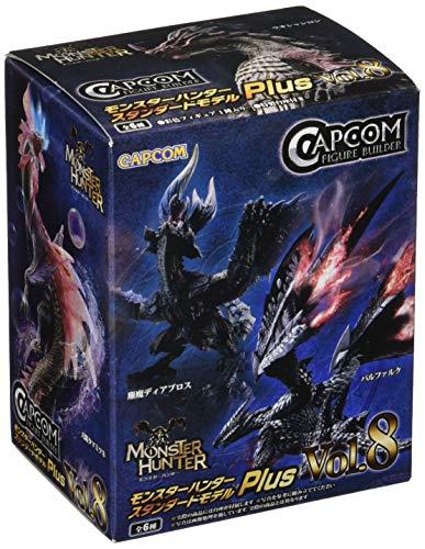 Capcom Monster Hunter Plus Vol. 8 Blind Box Action Figures (Single Random Blind -