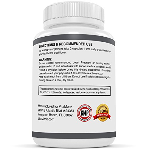 NutraRez - A Superior Resveratrol Supplement - Enhanced with Pterostilbene Grape Seed Extract Quercetin amp Turmeric - Best Supplements Optimized For Aging - 60 Resveratrol Complex Capsules Discount