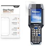 BoxWave Intermec CK3 Screen Protector, [ClearTouch Anti-Glare] Anti-Fingerprint, Scratch Proof Matte Film Shield for Intermec CK3, CN3