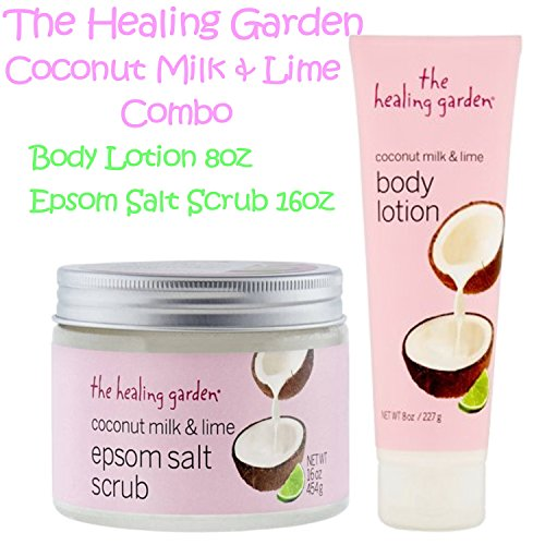 Coconut Lime Body Scrub - 6