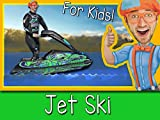 Explore A Jet Ski with Blippi - Boats for Children