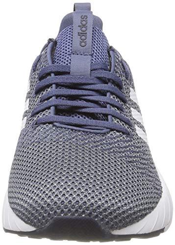 EU White Ink BYD S18 adidas 7 Herren Questar Ftwr Gymnastikschuhe Raw Tech Grey Blau 5 gHgqYw1PZ