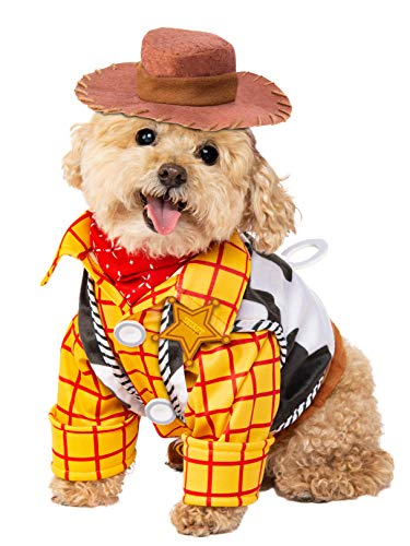 Rubie's Disney: Toy Story Pet Costume, Woody, X-Large]()