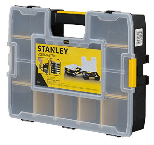 Stanley STST14027 SortMaster Tool Organizer (Small Tool Boxes)
