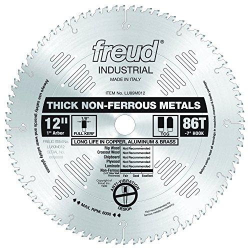 k Non-Ferrous Metal Blade (LU89M012) (Stock Non Ferrous Metals Blades)