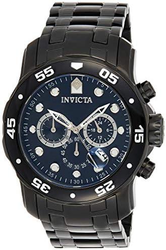 Invicta Men's Pro Diver Scuba 48mm Black...
