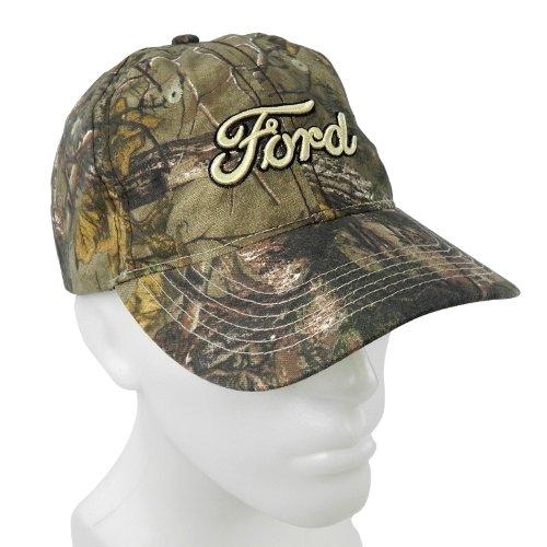 Ford Camo Baseball Cap