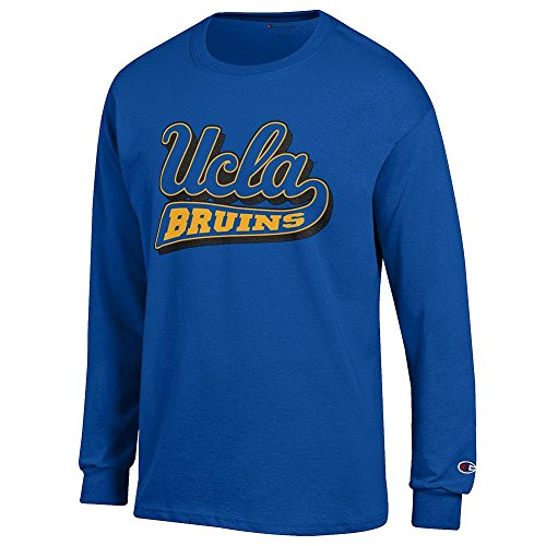 Elite Fan Shop NCAA UCLA Bruins Men's Long Sleeve Shirt, for sale  Delivered anywhere in USA