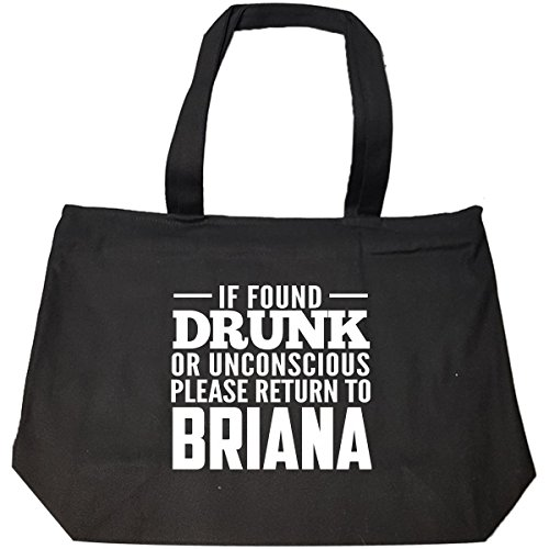conscious Return To Briana - Tote Bag With Zip (Briana Tote)